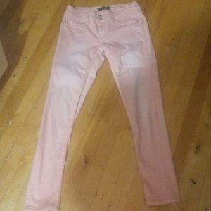 VIGOSS pink denim skinny fit Jean's Juniors Size 3